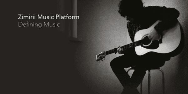 ZIMIRII Music Plattform - Blockchain
