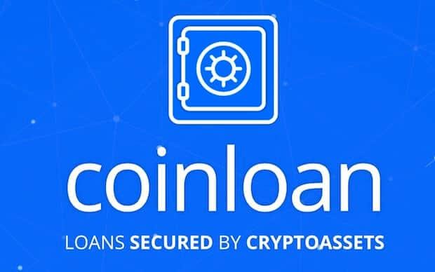 Coinloan - Blockchain Fintech Startup