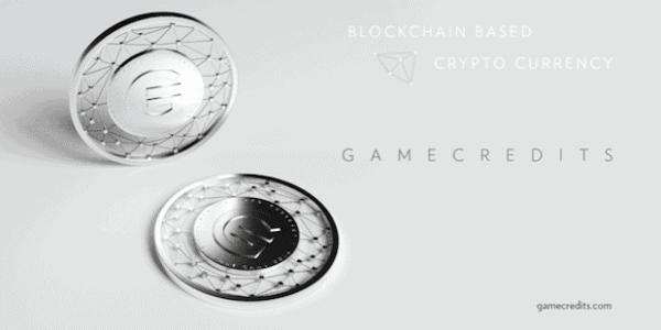 GameCredits - Spiele auf der Blockchain
