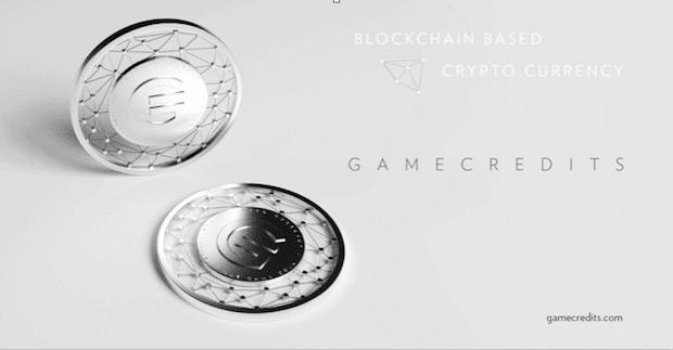 GameCredits.com - Gaming auf der Blockchain