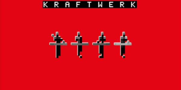 Kraftwerk Logo 2018 - Ticket Verkauf auf Blockchain Basis