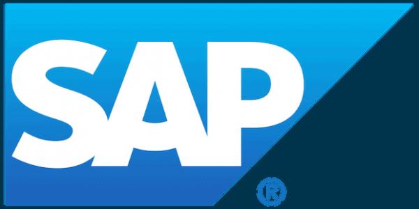 SAP Logo - Software Unternehmen