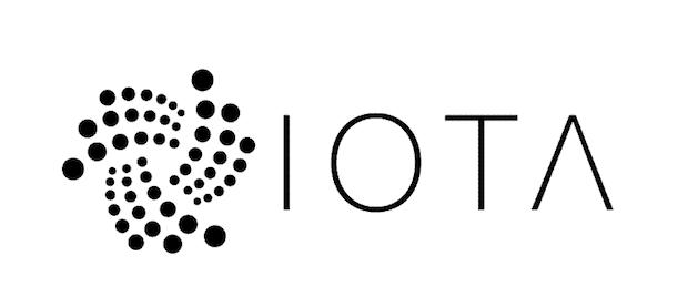 IOTA Logo. Die Kryptowährung für das IOT