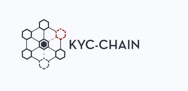KYC Chain Logo @kyc-chain.com
