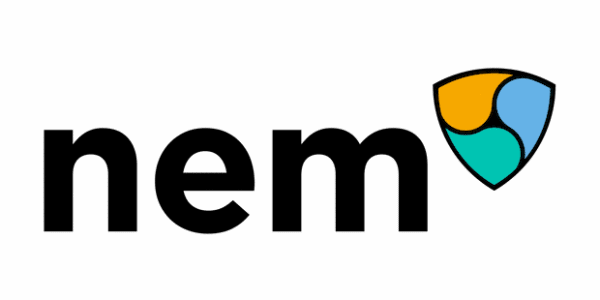 nem Logo - Distributed Ledger Blockchain