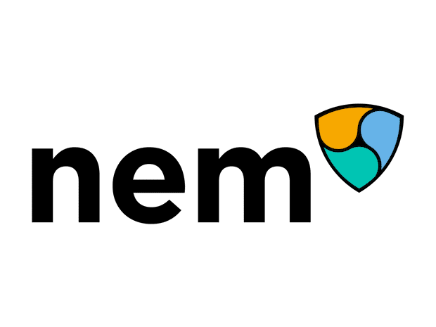 nem Logo - Distributed Ledger Blockchain
