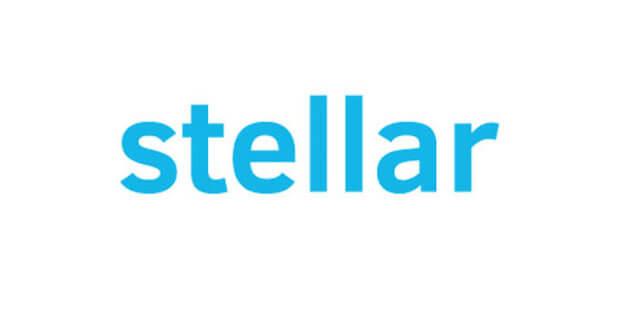 Stellar Logo - XLM Coin Blockchain Plattform