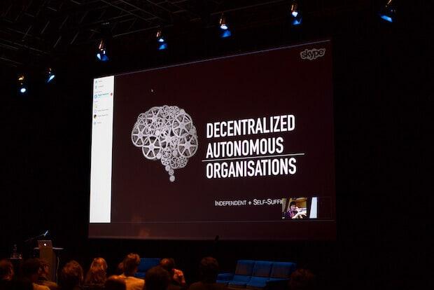 DAO - Dezentrale autonome Organisation