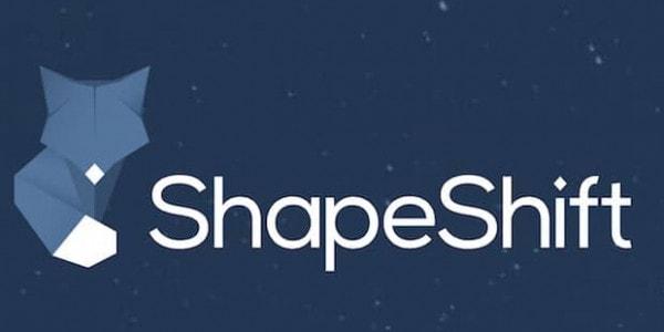 ShapeShift Logo - Blockchain StartUp