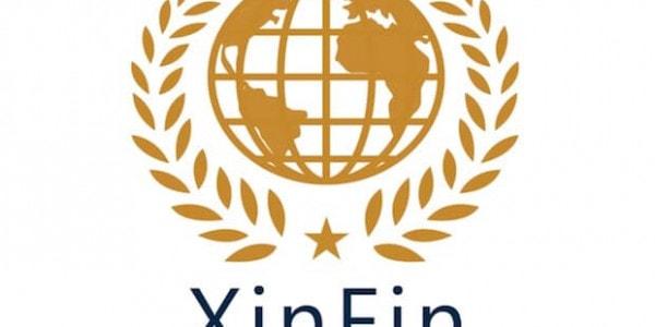 Xinfin Logo - die hybride Blockchain