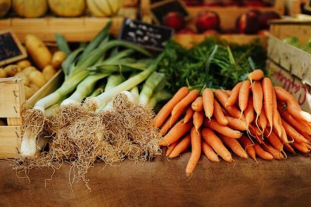 Lebensmittel Lieferwege über die Blockchain kontrollieren