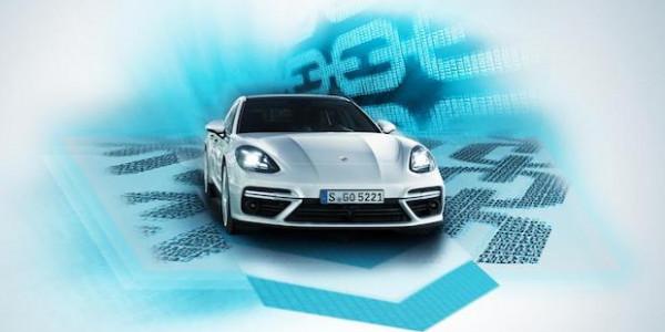 Porsche und XAIN mit Blockchainprojekt