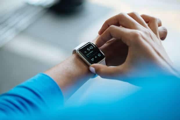 Internet der Dinge und die Smart Watch