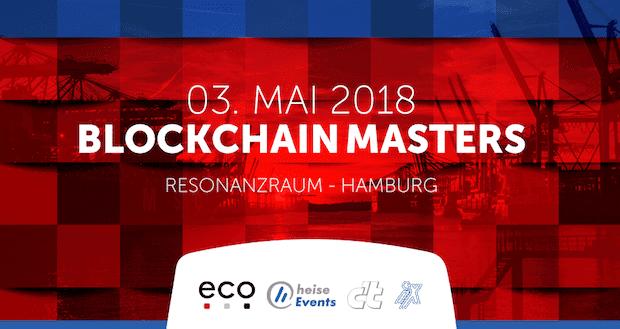 Blockchain Masters 2018