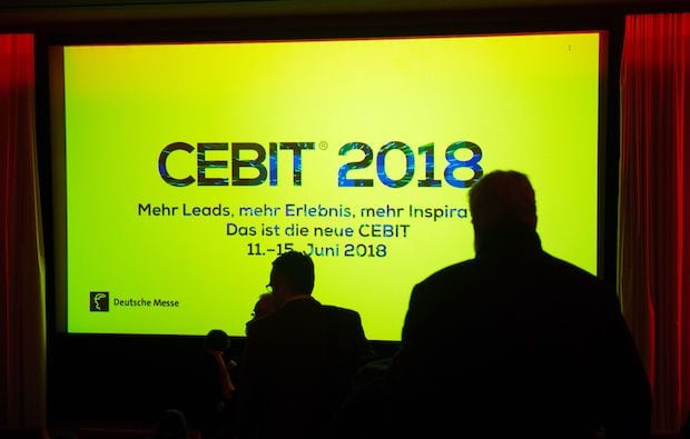 CEBIT 2018 - Expo, Conference & Festival