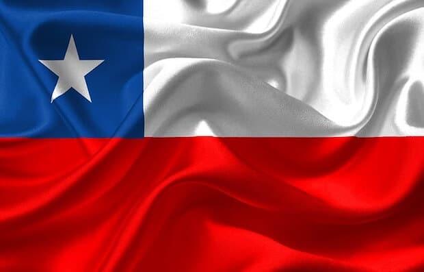 Flagge von Chile