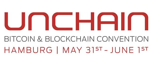 UNCHAIN Hamburg 2018 . Bitcoin und Blockchain Convention