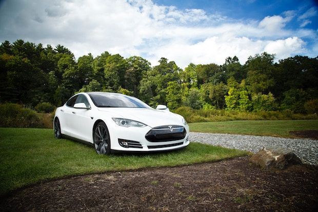 Autonome Fahren - Elektroauto