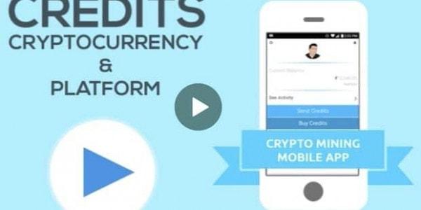 credits.energy Mobile App