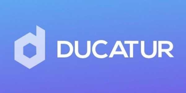 DUCATUR Logo - Blockchain Oracles