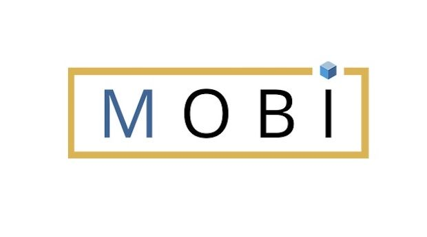 MOBI - Mobility Open Blockchain Initiative Logo