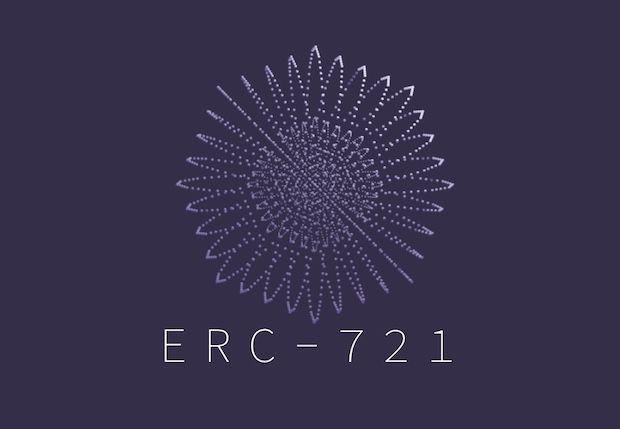 ERC-721 Token auf der Ethereum Blockchain