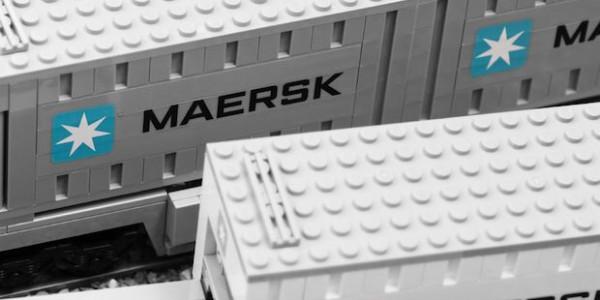 MAERSK Container Abbildung