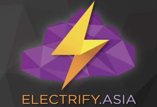 Electrify Asia Logo