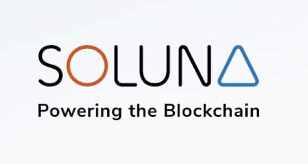 Soluna Blockchain Logo