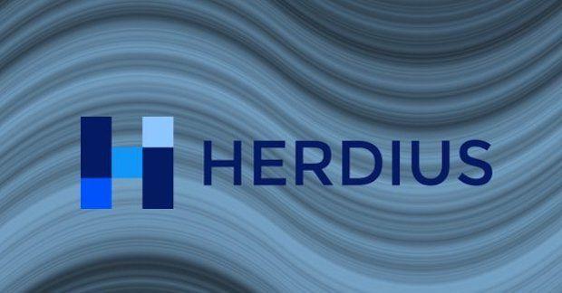 Herdius Blockchain Logo