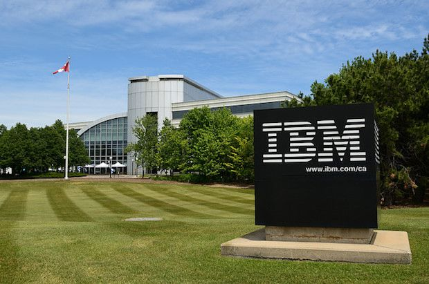 IBM Office in Kalifornien