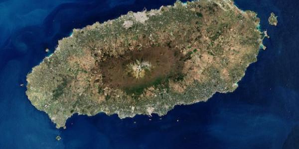 Jeju Island Abbildung