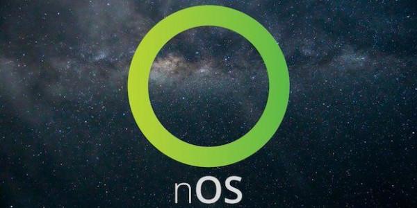 nOS - NEO Powered Smart Internet Logo