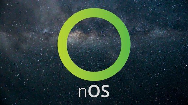 nOS - NEO Powered Smart Internet Logo
