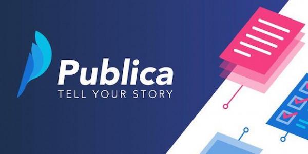 Publica Blockchain Logo