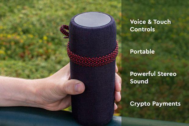 Volareo - Blockchain Smart Speaker