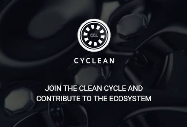 CyClean Logo