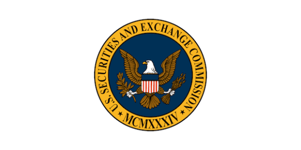 Flagge der Securities and Exchange Commission