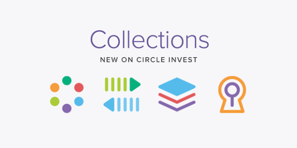 Circle Invest mit Collections
