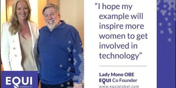 Steve Wozniak EQUI Global