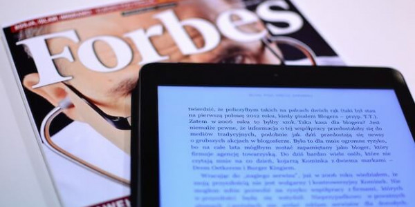 Forbes Magazin Abbildung