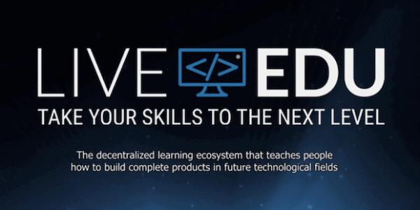 LiveEdu - Blockchain-basierte Lernplattform