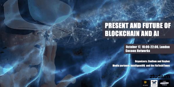 Present and Future of Blockchain and AI - Konferenz