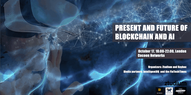 Present and Future of Blockchain and AI - Konferenz