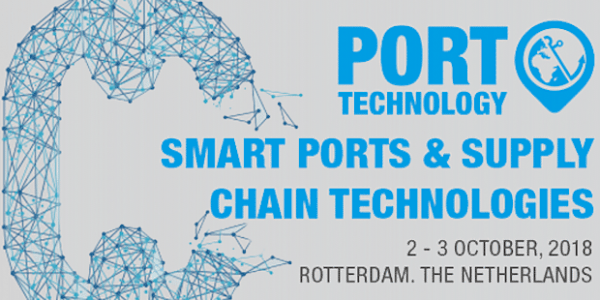 Smart Port in Rotterdam