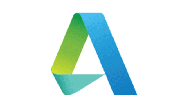 Logo von Autodesk