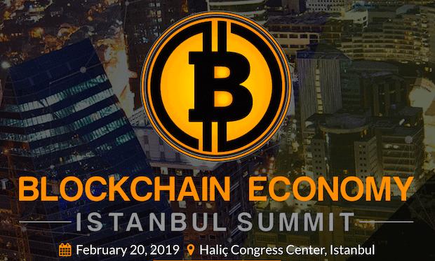 Blockchain Economy - Instanbul Summit 2019