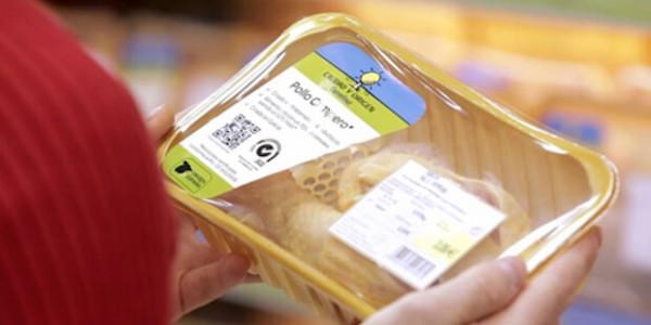 Carrefour Nachverfolgung von Geflügellieferungen