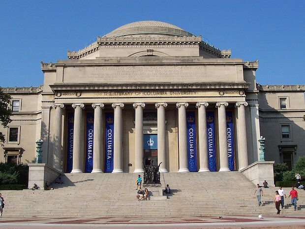 Abbildung der Columbia University