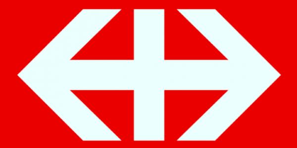 SBB CFF FFS - schweizerische Bundesbahn Logo